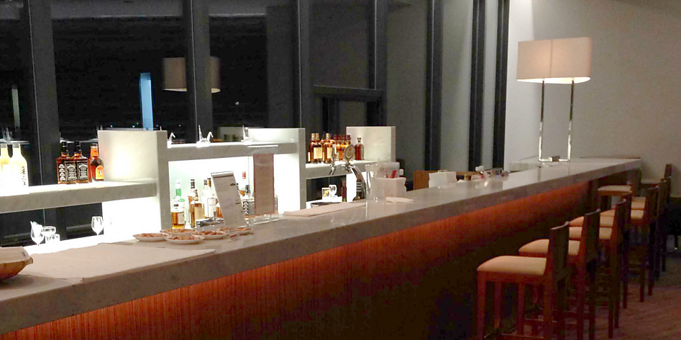 Japan Airlines Sakura Lounge (3rd Floor) (NRT)