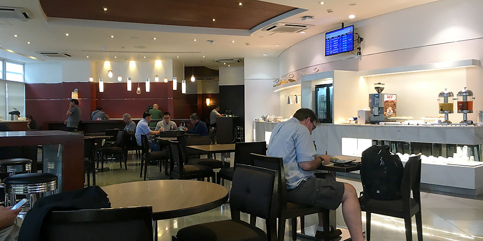 Philippine Airlines Mabuhay Lounge (MNL)