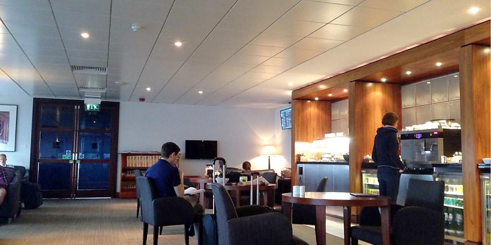 British Airways First Lounge (LGW)