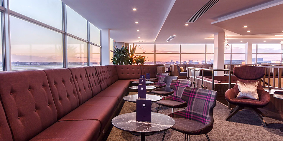 No1 Lounges, Gatwick South (LGW)