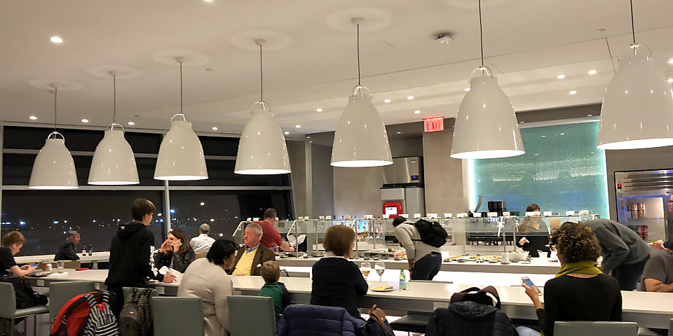 American Airlines Flagship Lounge (JFK)