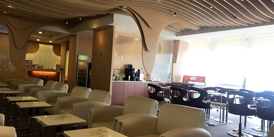 More Premium Lounge (RMQ)