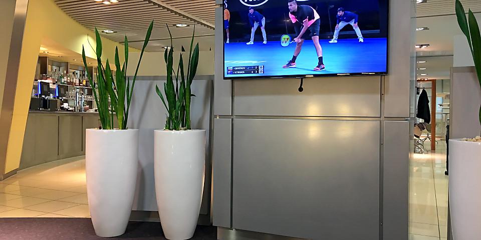 Lufthansa Senator Lounge (DUS)