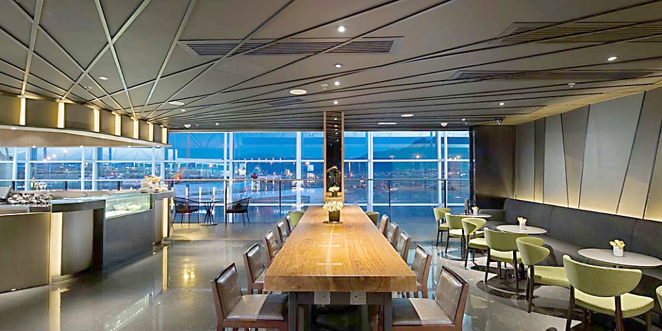 Plaza Premium Lounge (West Hall) (HKG)