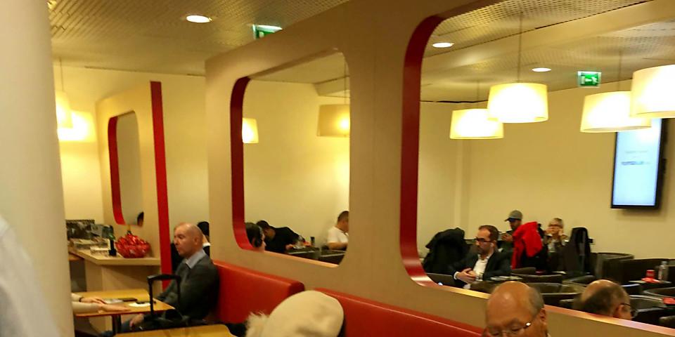 Air France Lounge (CDG)