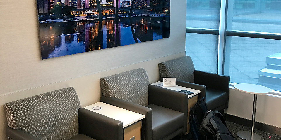 American Airlines Admirals Club (YYZ)