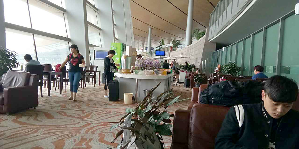 V11 China Eastern First Class Lounge (KMG)
