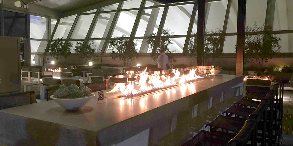 Star Alliance Business Class Lounge (LAX)