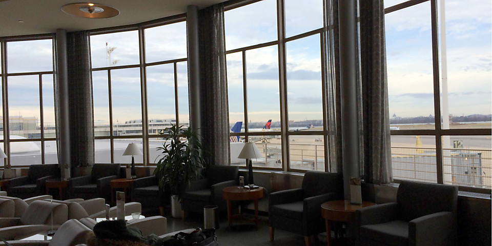 United Airlines United Club (DCA)