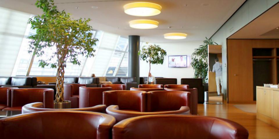 dnata Skyview Lounge (ZRH)