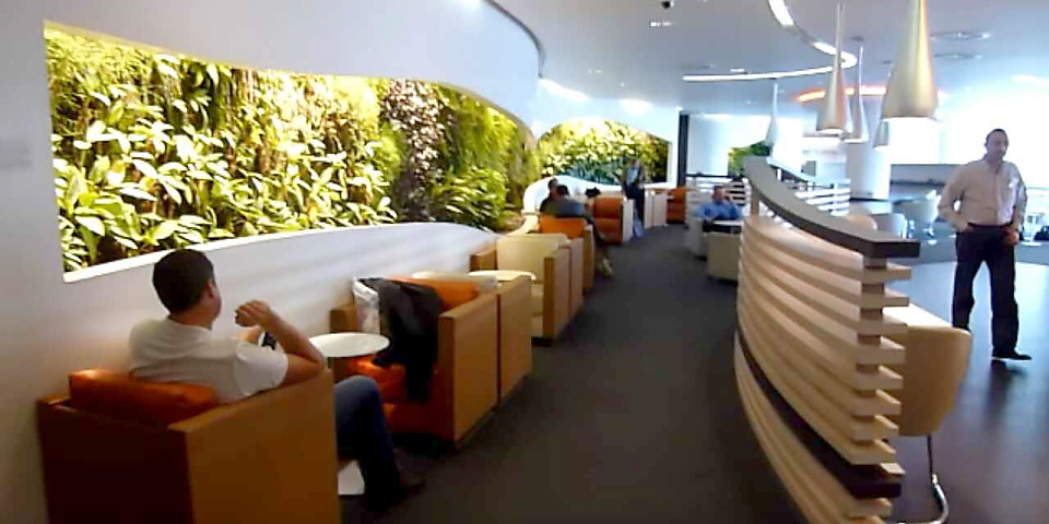 SkyTeam Lounge (LHR)