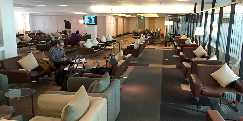 Miracle First and Business Class Lounge (A) (BKK)