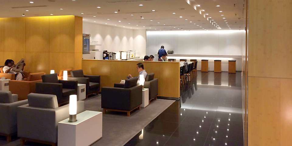 Cathay Pacific Lounge (PEN)