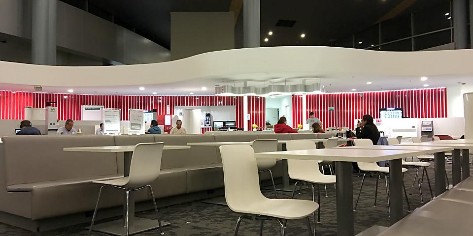 Avianca Sala VIP (BOG)