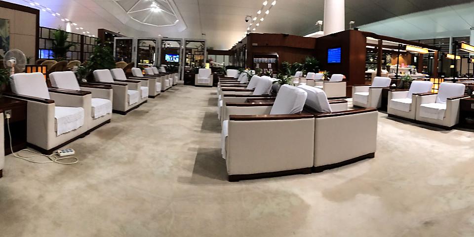 V3 China Eastern VIP Lounge (NKG)