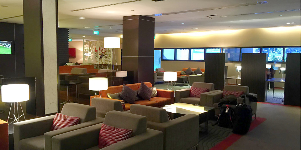 JetQuay CIP Terminal Lounge (SIN)