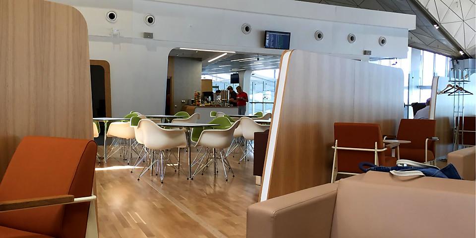Business Lounge (LED)