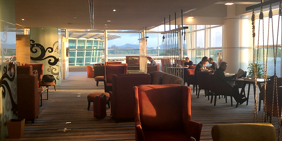 Malaysia Airlines Golden Lounge (Domestic Terminal) (BKI)