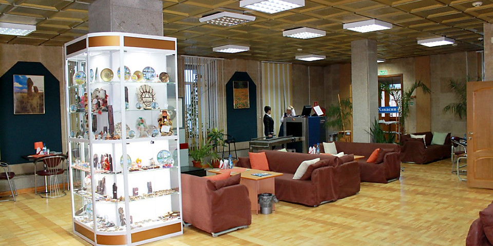 Abakan Airport Business Lounge (ABA)