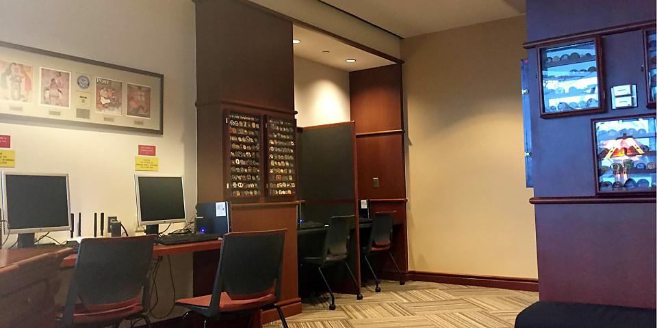 USO Lounge (DEN)