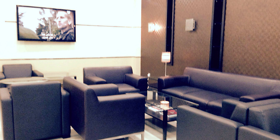Al Ghazal Lounge by Plaza Premium Lounge (AUH)