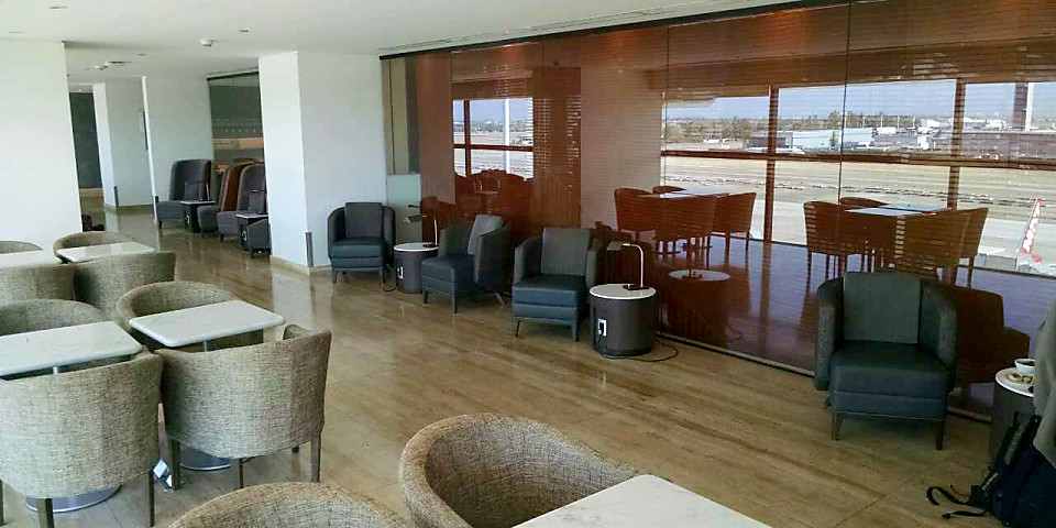 LATAM VIP Lounge (SCL)