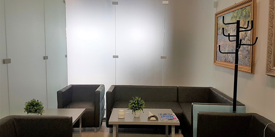 Domestic Lounge (IEV)