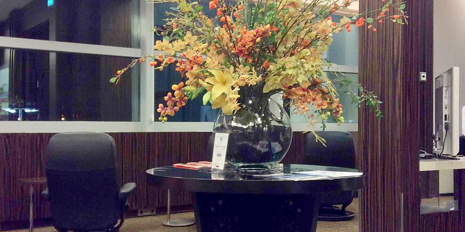 Japan Airlines JAL First Class Lounge (FRA)