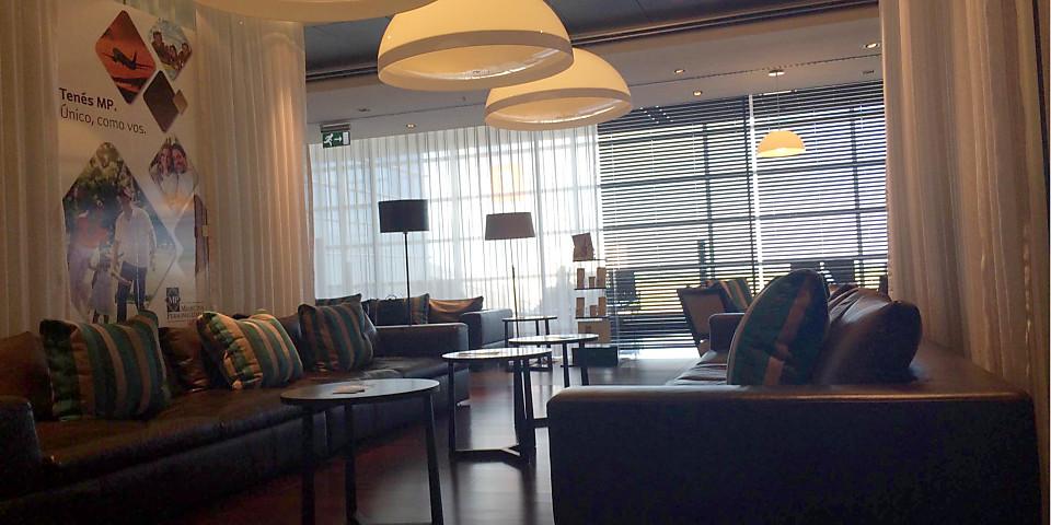 Aeropuertos VIP Club Arrivals Lounge (MVD)