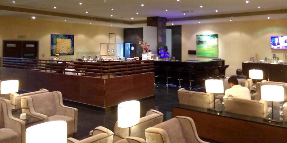 Plaza Premium Departure Lounge (MCT)