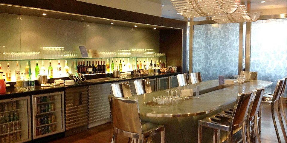 British Airways Galleries Lounge (IAD)