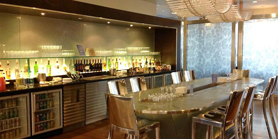 British Airways Galleries Lounge (IAD)