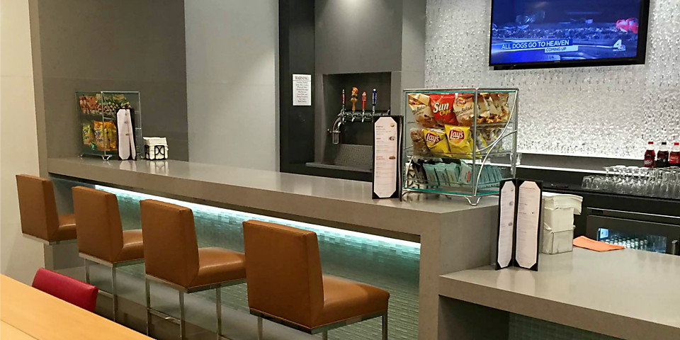 American Airlines Admirals Club (LAX)