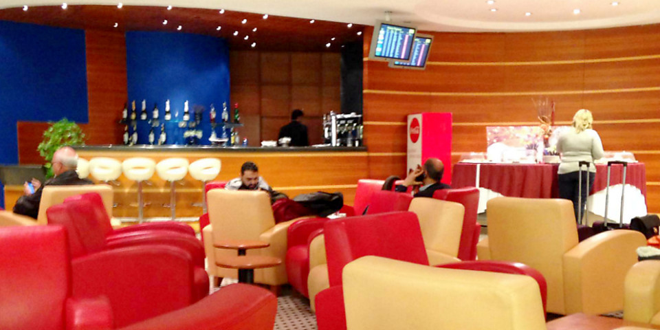 Le Anfore Business Class Lounge (Closed For Renovation) (FCO)