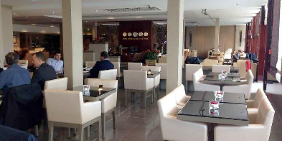 The Emirates Lounge (Temporarily Closed) (FCO)