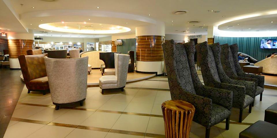 Shongololo Lounge (JNB)