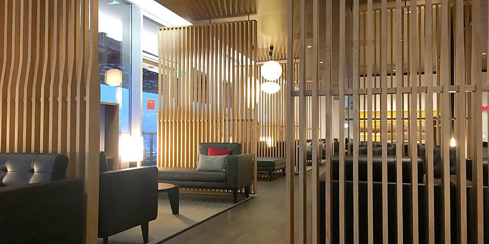 SWISS First Lounge (ZRH)