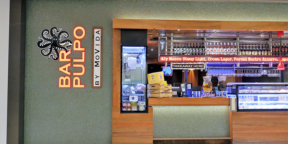 Bar Pulpo by Movida (MEL)