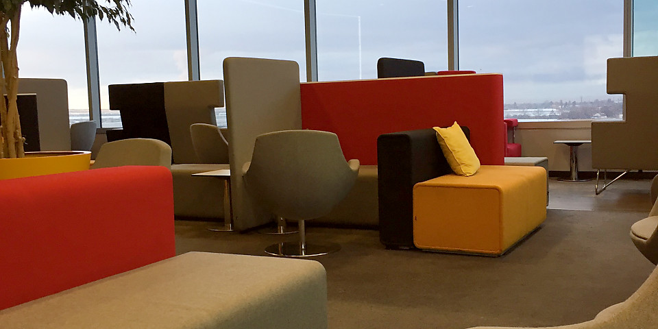 Mastercard Lounge (PRG)