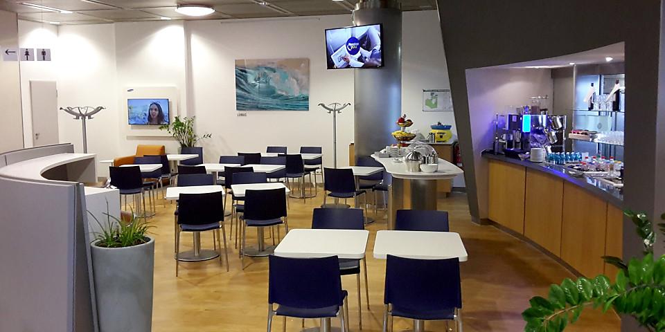 Lufthansa Business Lounge (DRS)