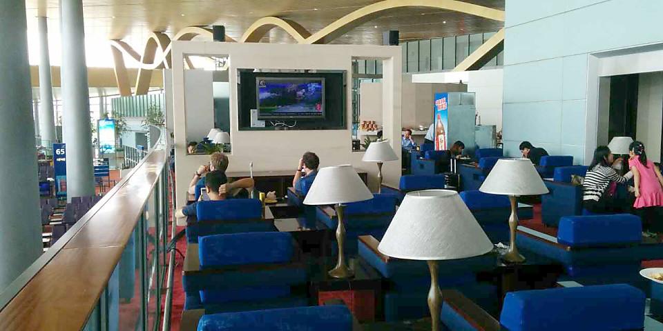 V1 China Eastern International Lounge (KMG)