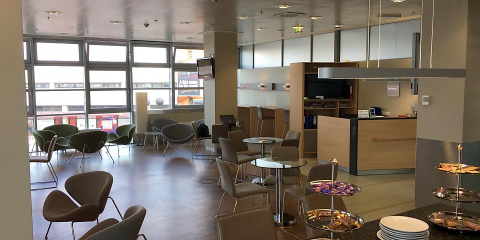 AirportClub Lounge (TXL)