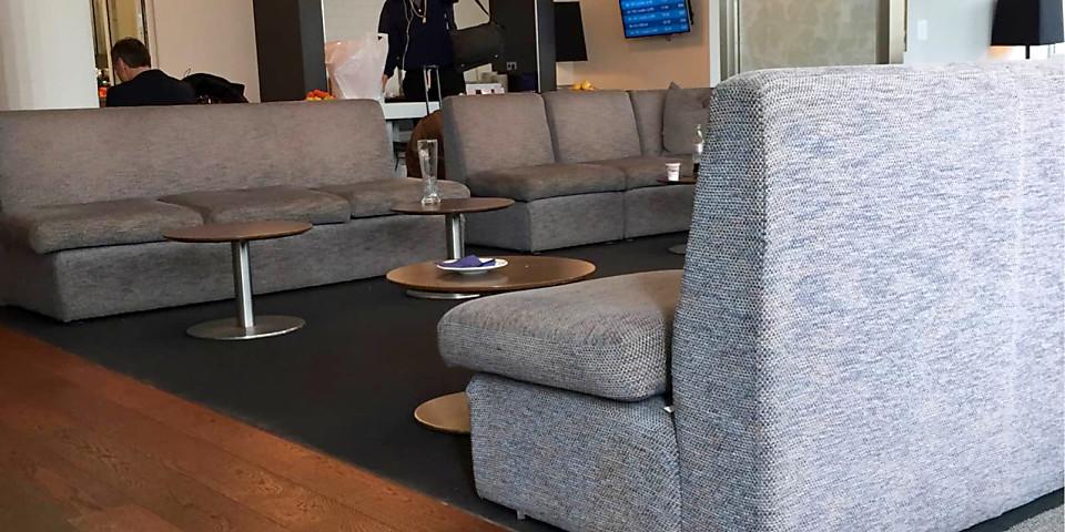 British Airways Galleries Club Lounge (MUC)