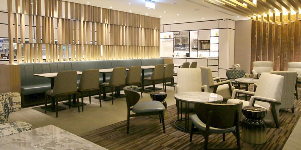 Plaza Premium Lounge (Zone A) (TPE)