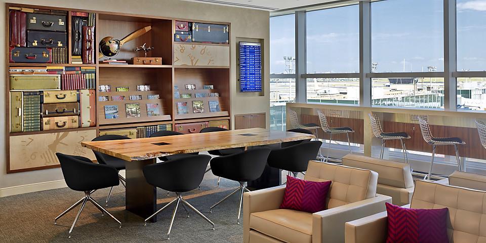 The Centurion Lounge (LGA)