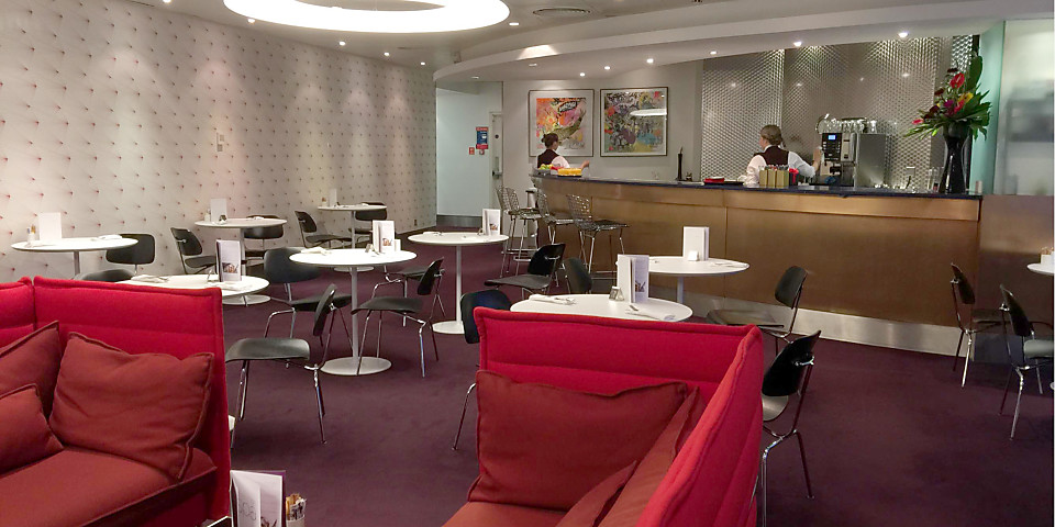 Virgin Atlantic Revivals Lounge (LHR)