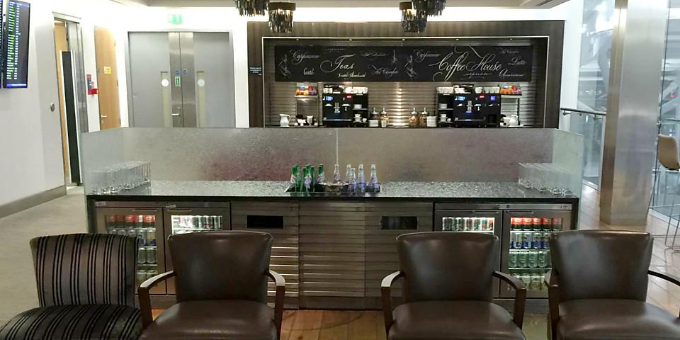 British Airways Galleries Club Lounge (LHR)