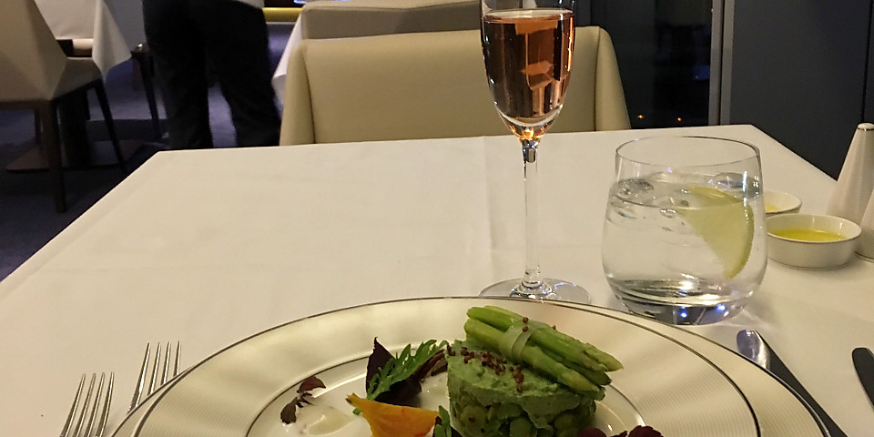 Etihad Airways First Class Lounge & Spa (AUH)