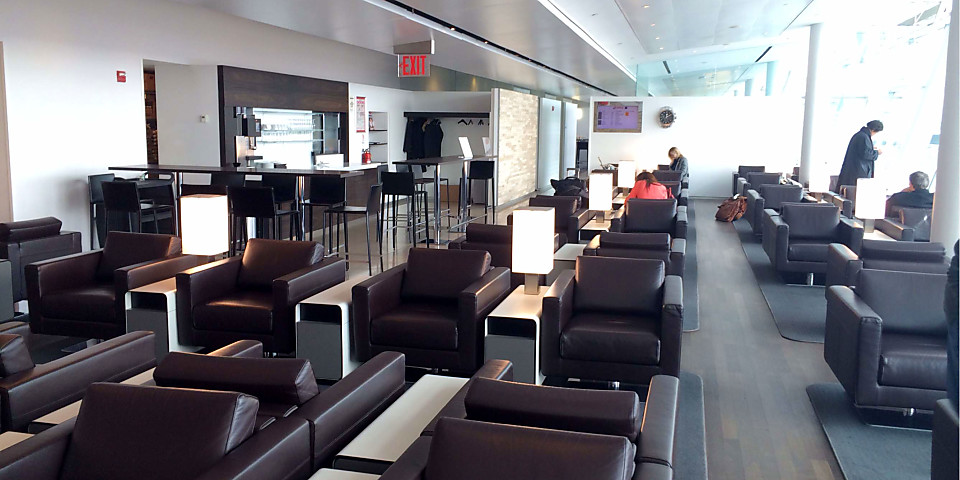 SWISS Business Class Lounge (JFK)