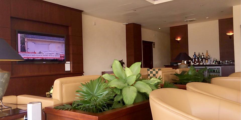 The Emirates Lounge (CMB)